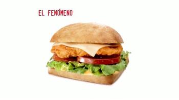 Sonic Drive-In Premium Chicken Sandwich TV Spot [Spanish] - Thumbnail 4