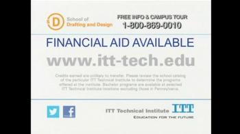 ITT Technical Institute TV Spot, 'Technical Drawings' - Thumbnail 7