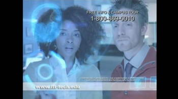 ITT Technical Institute TV Spot, 'Technical Drawings'