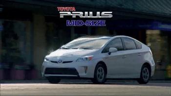 Toyota Spring Sales Drive TV Spot, 'Prius' - Thumbnail 3