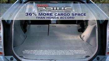 Toyota Spring Sales Drive TV Spot, 'Prius' - Thumbnail 4