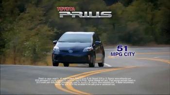 Toyota Spring Sales Drive TV Spot, 'Prius' - Thumbnail 6