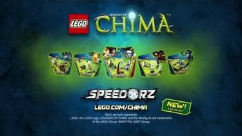 LEGO Lengends of Chima Speedorz TV Spot, 'Battle' - Thumbnail 10