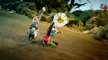 LEGO Lengends of Chima Speedorz TV Spot, 'Battle' - Thumbnail 7