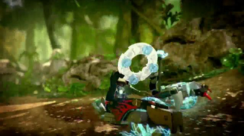 LEGO Lengends of Chima Speedorz TV Spot, 'Battle'
