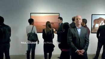 Intel Tablets TV Spot, 'Wildlife Photographer Paul Soulders' - Thumbnail 2