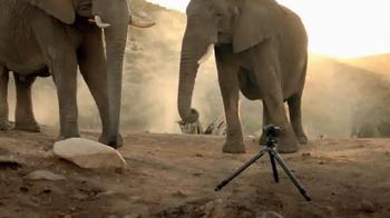 Intel Tablets TV Spot, 'Wildlife Photographer Paul Soulders' - Thumbnail 7