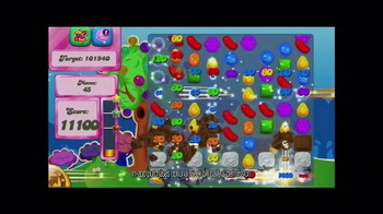 Candy Crush Saga TV Spot, 'Color Bomb' - Thumbnail 7
