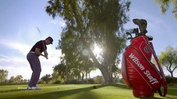 Wilson Staff TV Spot, 'Make it Personal' Featuring Ricky Barnes - 117 commercial airings