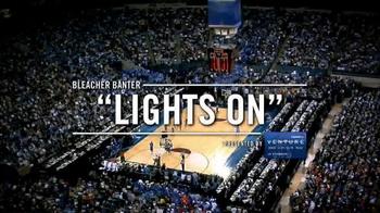Capital One TV Spot, 'Bleacher Banter: Lights On' Featuring Charles Barkley - Thumbnail 1