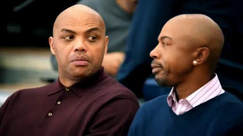Capital One TV Spot, 'Bleacher Banter: Lights On' Featuring Charles Barkley - 63 commercial airings