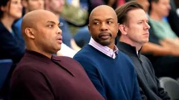 Capital One TV Spot, 'Bleacher Banter: Lights On' Featuring Charles Barkley - Thumbnail 6