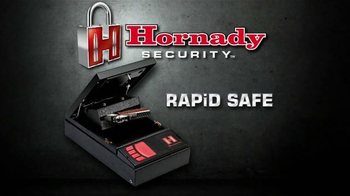 Hornady Rapid Security System TV Spot