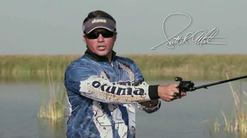 Okuma Fishing TV Spot, 'New Competitor'