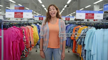 Burlington Coat Factory TV Spot, 'Emmanuelle Bordas' [Spanish] - Thumbnail 1