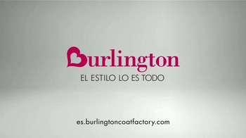 Burlington Coat Factory TV Spot, 'Emmanuelle Bordas' [Spanish] - Thumbnail 10