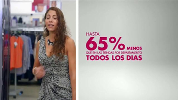 Burlington Coat Factory TV Spot, 'Emmanuelle Bordas' [Spanish] - Thumbnail 9