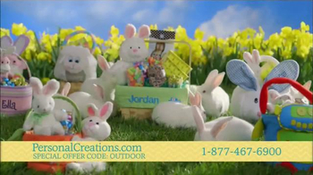 Personal Creations TV Spot, 'Easter' - Thumbnail 2