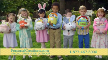 Personal Creations TV Spot, 'Easter' - 37 commercial airings