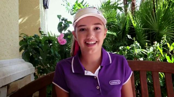 LPGA TV Spot, 'Young Stars' Featuring Cristie Kerr and Jessica Korda - Thumbnail 1