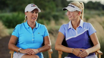 LPGA TV Spot, 'Young Stars' Featuring Cristie Kerr and Jessica Korda - Thumbnail 4