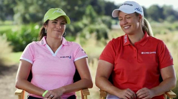 LPGA TV Spot, 'Caddies' Featuring Gerina Piller and Brittany Lincicome - Thumbnail 10
