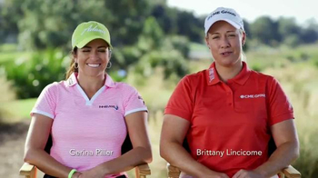 LPGA TV Spot, 'Caddies' Featuring Gerina Piller and Brittany Lincicome