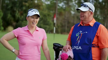 LPGA TV Spot, 'Caddies' Featuring Gerina Piller and Brittany Lincicome - Thumbnail 5