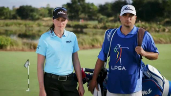LPGA TV Spot, 'Caddies' Featuring Gerina Piller and Brittany Lincicome - Thumbnail 7