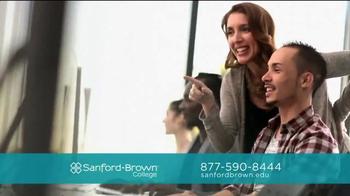 Sanford-Brown College TV Spot, 'Graphic Design' - Thumbnail 5