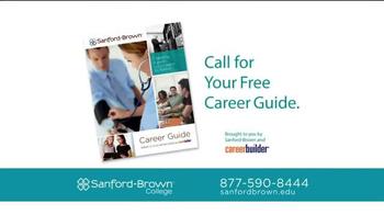 Sanford-Brown College TV Spot, 'Graphic Design' - Thumbnail 6
