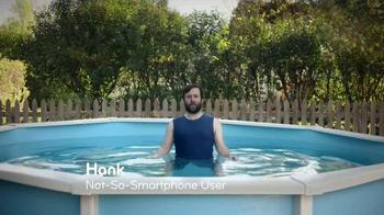 Esurance TV Spot, 'Hank: Not-So-Smartphone User' - Thumbnail 1