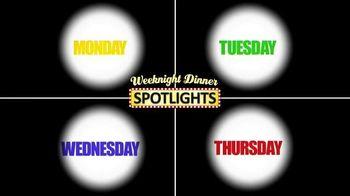 Golden Corral Weekday Dinner Spotlights TV Spot