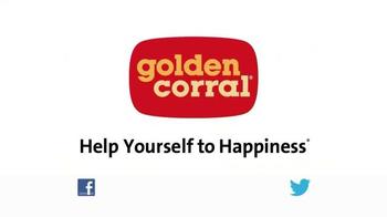 Golden Corral Weekday Dinner Spotlights TV Spot - Thumbnail 10
