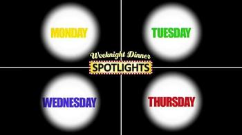 Golden Corral Weekday Dinner Spotlights TV Spot - Thumbnail 3