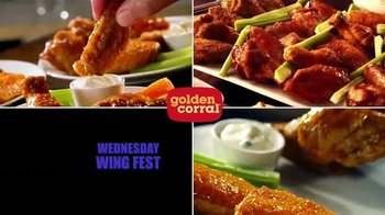 Golden Corral Weekday Dinner Spotlights TV Spot - Thumbnail 6