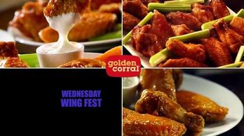 Golden Corral Weekday Dinner Spotlights TV Spot - Thumbnail 7