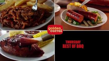 Golden Corral Weekday Dinner Spotlights TV Spot - Thumbnail 8