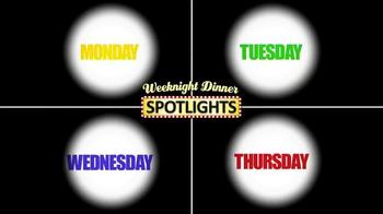 Golden Corral Weekday Dinner Spotlights TV Spot - Thumbnail 9
