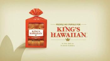 King's Hawaiian TV Spot, 'People Go Pupule for King's Hawaiian' - Thumbnail 6