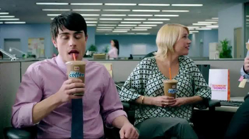 Dunkin' Donuts Cookie Dough Iced Coffee TV Spot - Thumbnail 1