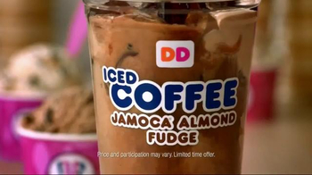 Dunkin' Donuts Cookie Dough Iced Coffee TV Spot - Thumbnail 5