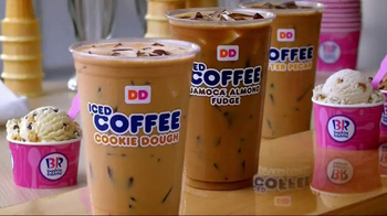 Dunkin' Donuts Cookie Dough Iced Coffee TV Spot - Thumbnail 7