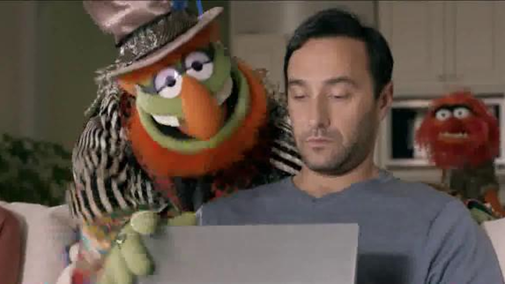 2014 Toyota Highlander TV Commercial, 'Old Faithful' Featuring The Muppets - iSpot.tv