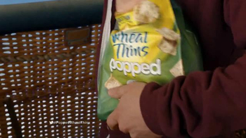 Wheat Thins Popped TV Spot, 'Air Chase' - Thumbnail 4