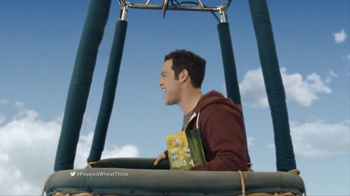 Wheat Thins Popped TV Spot, 'Air Chase' - Thumbnail 6