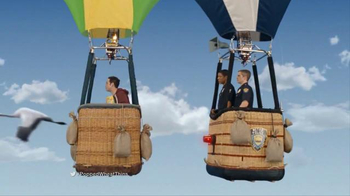 Wheat Thins Popped TV Spot, 'Air Chase' - Thumbnail 7