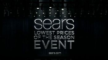 Sears Lowest Prices of the Season Event TV Spot