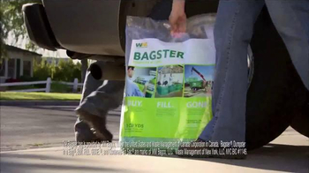 Waste Management Bagster TV Spot, 'Home Improvement Project' - Thumbnail 3