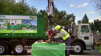 Waste Management Bagster TV Spot, 'Home Improvement Project' - Thumbnail 5